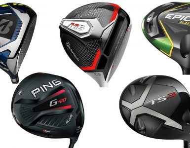 golf drivers image